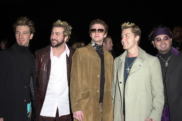 *NSYNC 2001 People's Choice Awards