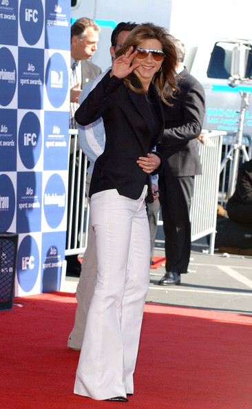 Jennifer Aniston 2004 IFP Independent Spirit Awards -arrivals.Santa Monica Beach, Santa Monica, CA.February 28, 2004.