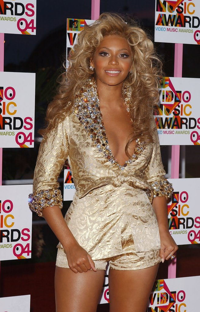 Beyonce Knowles Beyonce Knowles Photos 2004 Mtv Video