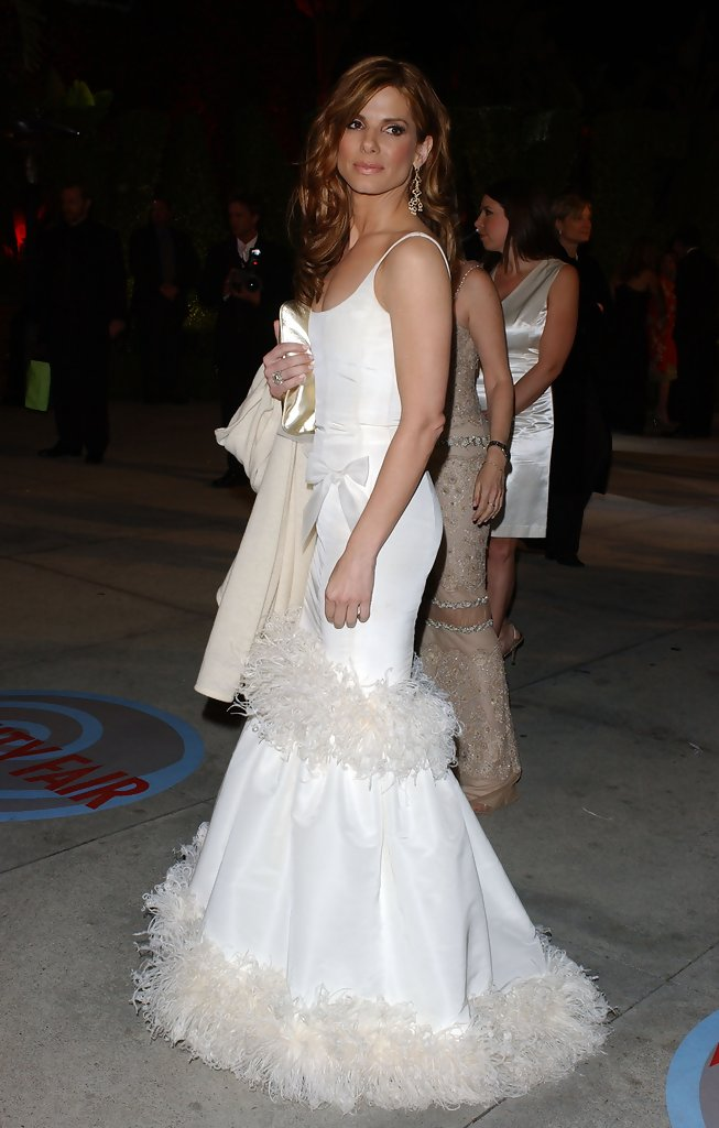 Celebs in White Dresses