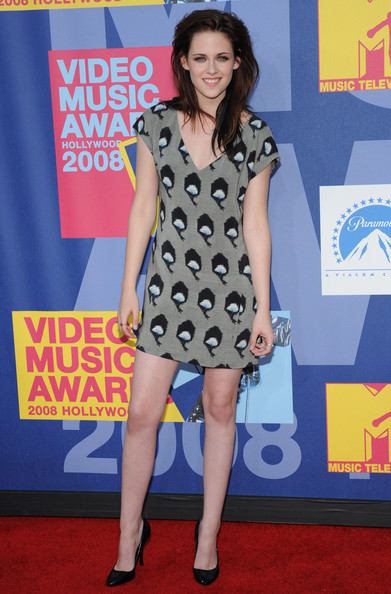 Kristen Stewart 2008 MTV Video Music Awards.Paramount Pictures Studios, Hollywood, CA.September 7, 2008.