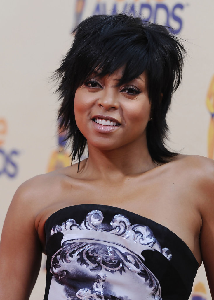 Taraji P. Henson in 2009 MTV Movie Awards - Zimbio