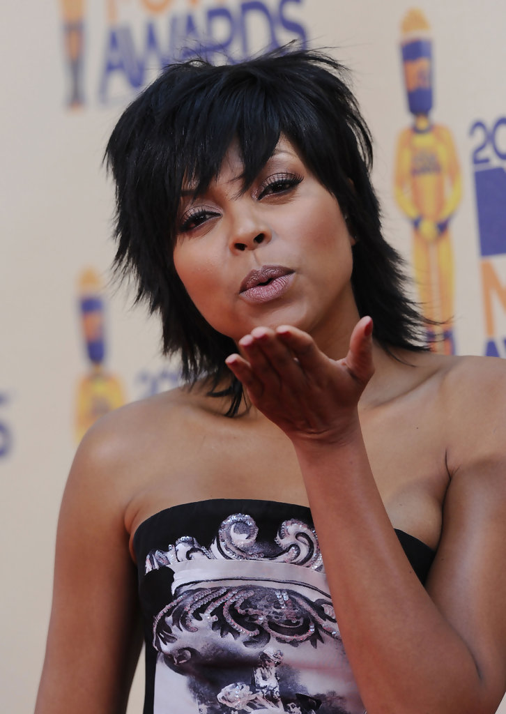 Taraji P. Henson Photos Photos - 2009 MTV Movie Awards ...