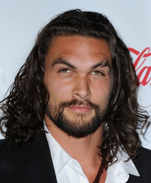 Jason Momoa Graham Norton: Jason Momoa In 2011 CinemaCon Awards