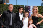Arrivals at the Primetime Creative Arts Emmy Awards at the Nokia Theatre in Los Angeles.