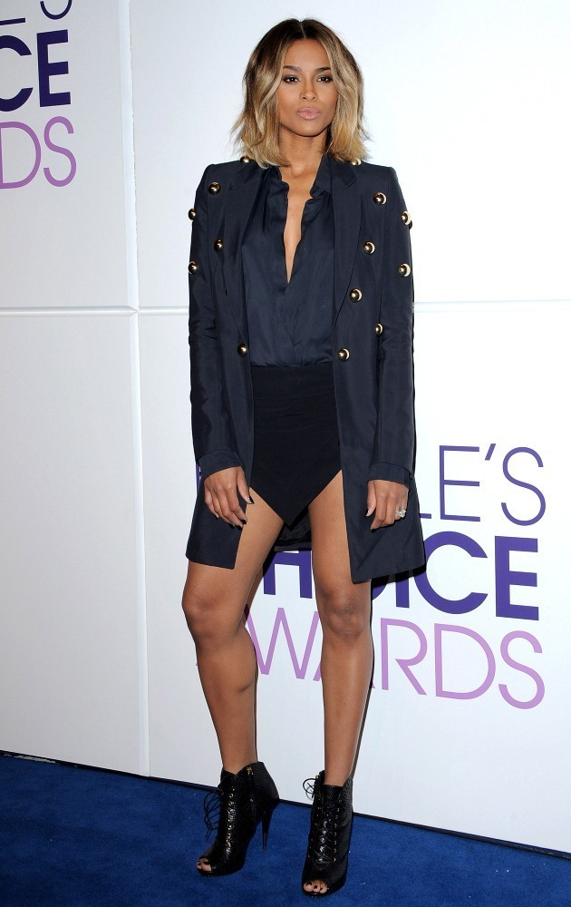 Celebrities at the 2014 People's Choice Awards Nominations event at The Paley Center for Media in Beverly Hills on November 5, 2013.