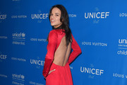Celebrities attend the 6th Annual UNICEF Ball honoring David Beckham at The Beverly Wilshire Hotel, Beverly Hills, CA.
