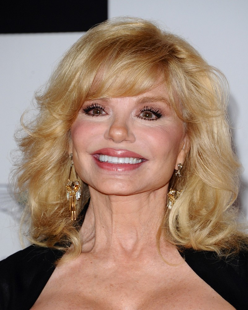 Loni Anderson In 21st Annual Race To Erase Ms Zimbio