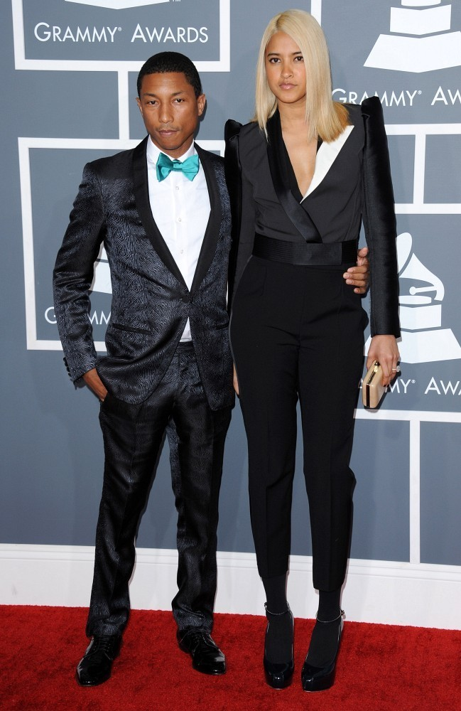 Who is dating pharrell williams