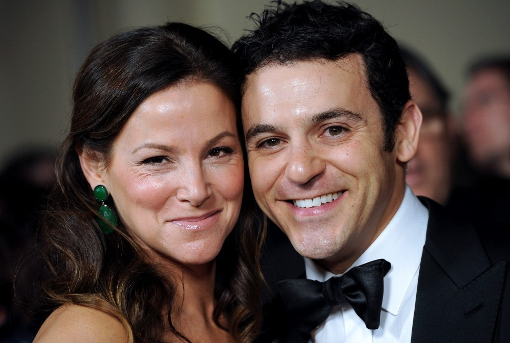 fred savage and jennifer savage photos photos zimbio. Black Bedroom Furniture Sets. Home Design Ideas