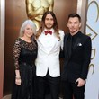 Jared Leto and Constance Leto Photos