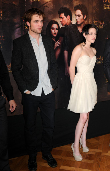 Photocall for 'The Twilight Saga: New Moon' held at the Crillon Palace.