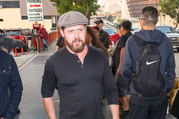 A.j. Buckley A.J. Buckley Is Seen At Avalon In Hollywood