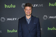 Jay R. Ferguson is seen attending ABC's 'The Real O'Neals' screening and conversation.