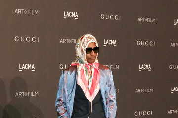 ASAP Rocky 2018 LACMA Art Film Gala Honoring Catherine Opie And Guillermo Del Toro Presented By Gucci