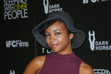 Aasha Davis Premiere of 'Sleeping With Other People' at ArcLight Cinemas