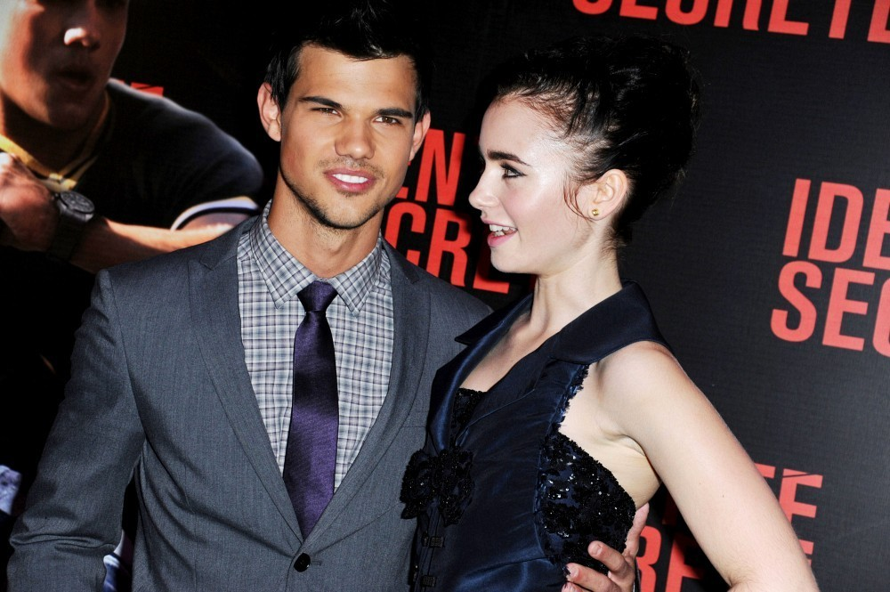 Lily Collins And Taylor Lautner Movies Lily Collins And Taylor