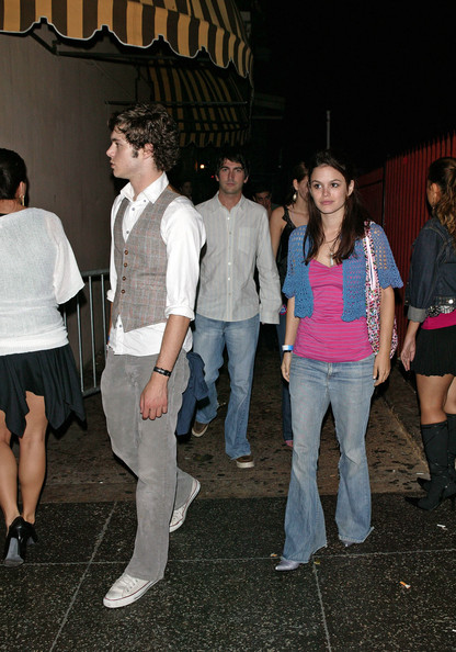 Adam Brody and Rachel Bilson - Celebrities at Spider Club