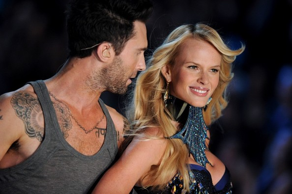 Adam Levine Victoria's Secret Fashion Show Victoria s Secret Fashion