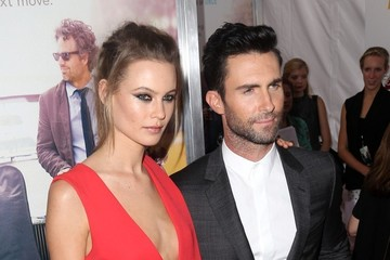 Adam Levine 'Begin Again' Premieres in NYC