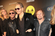 Matt Sorum and Sammy Hagar Photos Photo