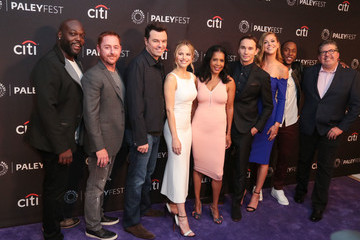 Adrianne Palicki Seth MacFarlane The Paley Center for Media's 11th Annual PaleyFest Fall TV Previews
