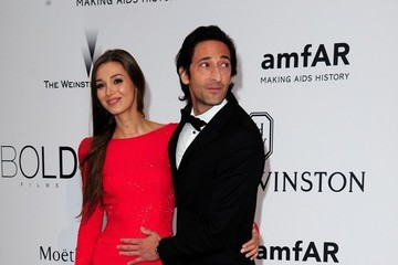 Adrien Brody AmfAR Cinema Against AIDS Gala Arrivals