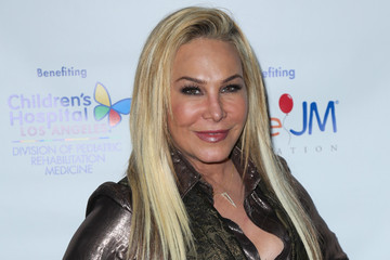 Adrienne Maloof Celebrities Attend Annual Children's Hospital Los Angeles Holiday Party and Toy Drive