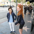 Aidan Gallagher Noah Urrea Celebrates 16th Birthday With EP Release Party
