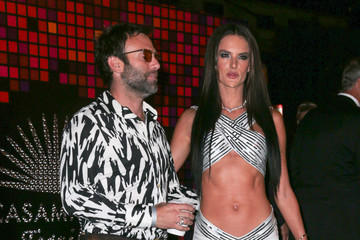 Alessandra Ambrosio Jamie Mazur Guests Attend the Casamigos Halloween Party