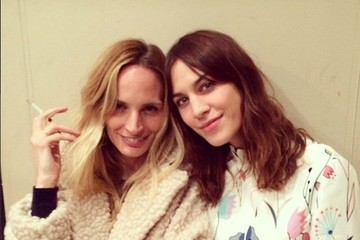 Alexa Chung Celebrity Social Media Pics
