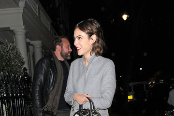 Alexa Chung Villoid x ELLE - Dinner at South Kensington Club