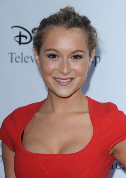 Alexa Vega Alexa Vega Photos Disney ABC Summer Press Tour Zimbio