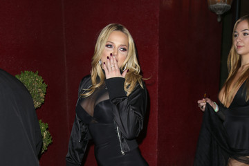 Alexis Texas Celebrity Sightings at Avalong Nightclub