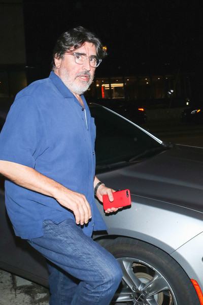 Alfred Molina Seen In Los Angeles