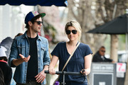 Ali Fedotowsky Is Seen Out In L.A.
