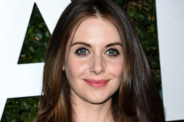 Alison Brie Arrivals at the 'Young Hollywood' Event