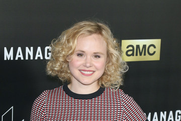 Alison Pill Premiere of AMC's 'The Night Manager'