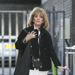 Amanda Barrie Amanda Barrie Leaves the ITV Studios