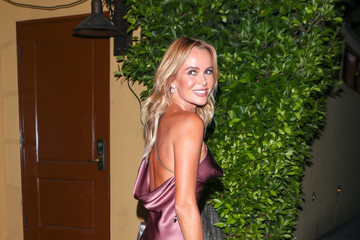 Amanda Holden Amanda Holden In Los Angeles