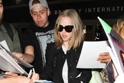 Amanda Seyfried Is Seen at LAX