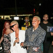 Amber Rose Amber Rose And A.E. Are Seen Outside Delilah Nighclub In West Hollywood