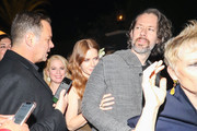 Amy Adams and Darren Le Gallo Photos Photo
