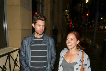 Amy Paffrath Drew Seeley and Amy Paffrath Visit the TCL Chinese Theatre in Hollywood