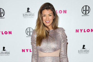 Amy Willerton NYLON Magazine's Muses And Music Party - Arrivals