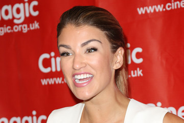 Amy Willerton Cinemagic's Los Angeles Showcase And Sneak Preview of 'Delicate Things'