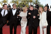 """Inglourious Basterds"" premiere at the 62nd Annual Cannes Film Festival."