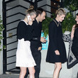 Ana Mulvoy-Ten Celebrities Are Seen at 'Sunset Towers'