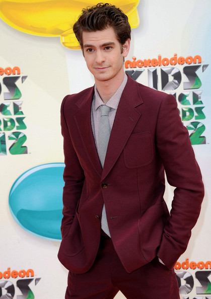 Andrew Garfield Photos Photos - Kids' Choice Awards 2012 ...