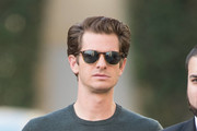 Andrew Garfield Visits 'Jimmy Kimmel Live'
